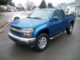 2011 Chevrolet Colorado LT Extended Cab 4x4 Data, Info and Specs