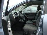 2004 Toyota Matrix XR AWD Dark Gray Interior