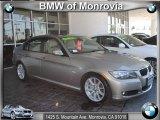 2010 Platinum Bronze Metallic BMW 3 Series 328i Sedan #40756172