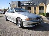 2000 Titanium Silver Metallic BMW 5 Series 540i Sedan #40756425