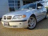 2003 Titanium Silver Metallic BMW 3 Series 330i Sedan #40755986