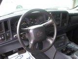 2000 Chevrolet Silverado 1500 LT Extended Cab Dashboard