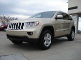 2011 Jeep Grand Cherokee White Gold Metallic