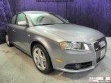 2008 Quartz Grey Metallic Audi A4 2.0T Sedan #40756207