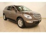 2008 Cocoa Metallic Buick Enclave CX #40756489