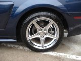 2002 Ford Mustang GT Coupe Custom Wheels