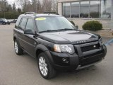 Land Rover Freelander Colors
