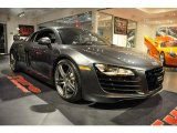 Audi R8 2009 Data, Info and Specs