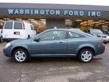 2007 Blue Granite Metallic Chevrolet Cobalt LS Coupe #40820923