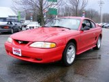 1995 Ford Mustang GT Coupe Data, Info and Specs
