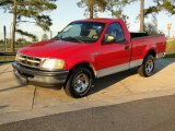 1998 Ford F150 XL Regular Cab Data, Info and Specs