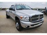 2009 Dodge Ram 3500 Bright Silver Metallic