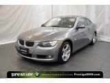 2008 Space Grey Metallic BMW 3 Series 328xi Coupe #40820529
