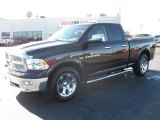 2011 Dodge Ram 1500 Laramie Quad Cab Data, Info and Specs