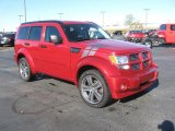 Dodge Nitro Colors