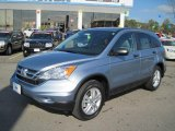 2011 Glacier Blue Metallic Honda CR-V EX 4WD #40820962