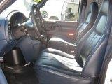 2005 Chevrolet Astro Commercial Van Blue Interior