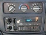 2005 Chevrolet Astro Commercial Van Controls