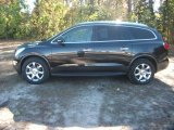 2008 Carbon Black Metallic Buick Enclave CXL #40820979