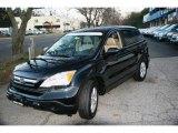 2008 Nighthawk Black Pearl Honda CR-V EX-L 4WD #40820598