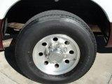 2000 Ford F250 Super Duty XLT Crew Cab Wheel