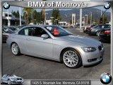 2008 Titanium Silver Metallic BMW 3 Series 328i Convertible #40820793