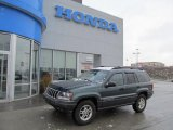 2002 Steel Blue Pearlcoat Jeep Grand Cherokee Laredo 4x4 #40820643