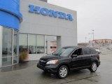 2008 Nighthawk Black Pearl Honda CR-V EX 4WD #40820651