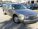 1997 Shale Beige Metallic Cadillac DeVille Sedan #40820832
