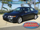2008 Carbon Gray Pearl Acura TSX Sedan #40821205