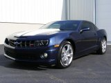 2010 Imperial Blue Metallic Chevrolet Camaro SS/RS Coupe #40821414