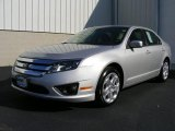 2010 Ford Fusion Brilliant Silver Metallic