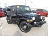 1999 Jeep Wrangler Black