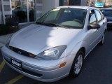 2003 CD Silver Metallic Ford Focus SE Sedan #40879861