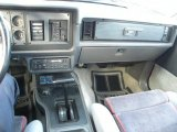 1986 Ford Mustang GT Convertible Dashboard