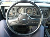 1986 Ford Mustang GT Convertible Steering Wheel