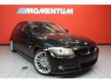 2011 Jet Black BMW 3 Series 335d Sedan #40879603
