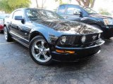 2005 Black Ford Mustang GT Premium Coupe #40879007
