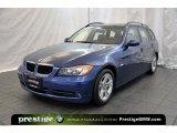 2008 Montego Blue Metallic BMW 3 Series 328i Wagon #40879030