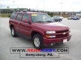 2004 Sport Red Metallic Chevrolet Tahoe Z71 4x4 #40879637