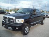 2007 Dodge Ram 1500 Brilliant Black Crystal Pearl