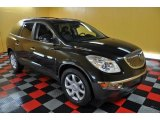 2008 Carbon Black Metallic Buick Enclave CXL AWD #40879644