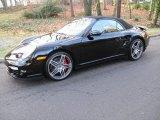 2008 Black Porsche 911 Turbo Cabriolet #40879078