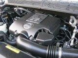 2007 Nissan Titan SE Crew Cab 4x4 5.6 Liter DOHC 32-Valve V8 Engine