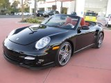 2008 Black Porsche 911 Turbo Cabriolet #40879104