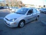 2003 CD Silver Metallic Ford Focus LX Sedan #40879671