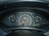 2003 Ford Focus LX Sedan Gauges