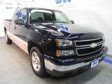 2006 Dark Blue Metallic Chevrolet Silverado 1500 LT Extended Cab #40879679