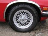 Jaguar XJ 1991 Wheels and Tires