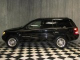 2002 Black Jeep Grand Cherokee Limited #40879429